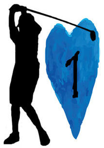 mbf golf logo